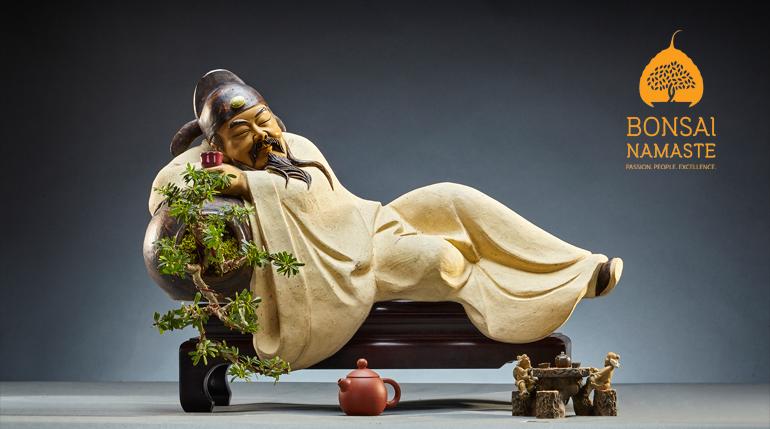 वामनवृक्ष कला अर्थात बोन्साय